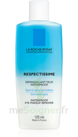 Respectissime Lotion waterproof démaquillant yeux 125ml à TARBES