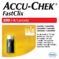 Accu-chek Fastclix Lancettes B/204 à TARBES