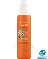 Avène Eau Thermale Solaire Spray Enfant 50+ 200ml à TARBES