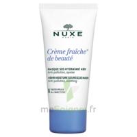 Crème Fraiche® De Beauté - Masque Hydratant 48h Et Anti-pollution50ml à TARBES