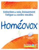 Boiron Homéovox Comprimés à TARBES