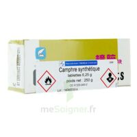 Cooper Camphre tablettes 250g à TARBES