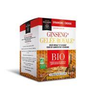 Dayang Ginseng Gelée Royale Bio 20 Ampoules à TARBES