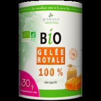 3 CHENES BIO Gelée royale pure Gelée Pot/30g à TARBES