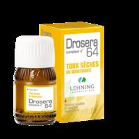 Lehning Drosera Complexe N°64 Solution Buvable En Gouttes Fl/30ml à TARBES