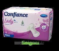 Confiance Lady Protection anatomique incontinence 4 gouttes Sachet/14 à TARBES