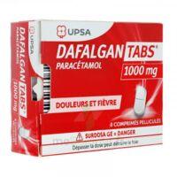 Dafalgantabs 1 G Cpr Pell Plq/8 à TARBES