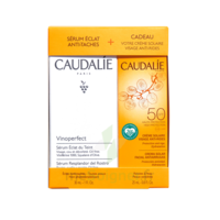 Caudalie Vinoperfect Coffret Sérum + Spf50 - 25ml Offert à TARBES