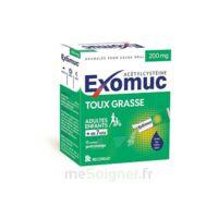 Exomuc 200 Mg, Granulés Pour Usage Oral En Sachet 15 Sachets/2g à TARBES