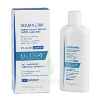 Ducray Squanorm Shampooing Pellicule Grasse 200ml à TARBES