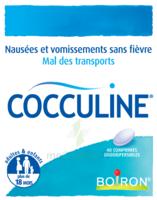 Boiron Cocculine Comprimés orodispersibles B/40 à TARBES
